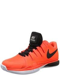 Zapatillas naranjas de Nike