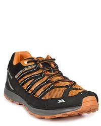 Zapatillas naranjas de Trespass