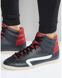 Zapatillas Negras de Diesel