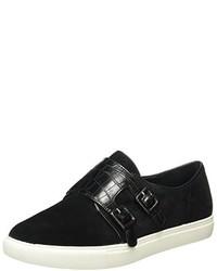 Zapatillas negras de French Connection