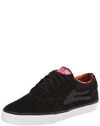 Zapatos negros Lakai para hombre USazAzf