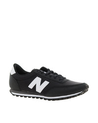 Zapatillas negras de New Balance