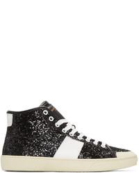 Zapatillas negras de Saint Laurent