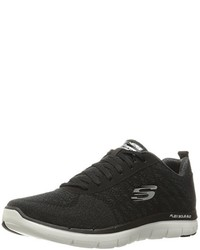 Zapatillas negras de Skechers