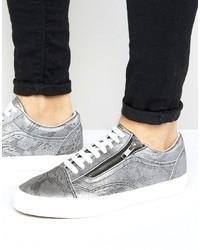 7b8f2b1182982 Comprar unas zapatillas plateadas  elegir zapatillas plateadas más ...