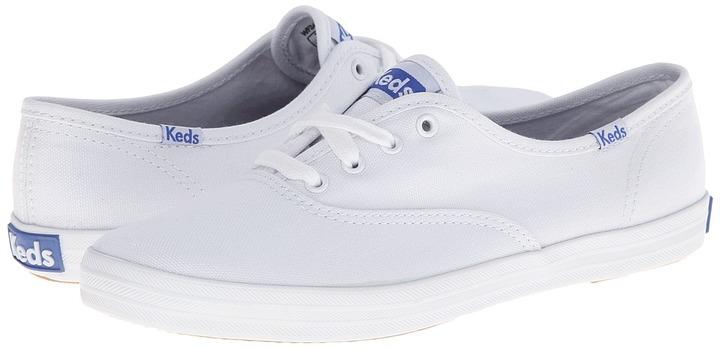 Zapatillas Plimsoll Blancas de Keds