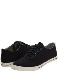 Zapatillas plimsoll negras