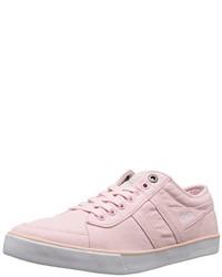 Zapatillas plimsoll rosadas