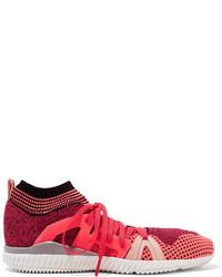 Zapatillas rojas de adidas by Stella McCartney