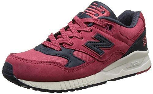 zapatillas rojas new balance