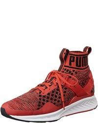 Zapatillas rojas de Puma