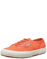 Zapatos rojos SUPERGA para mujer x82q5H