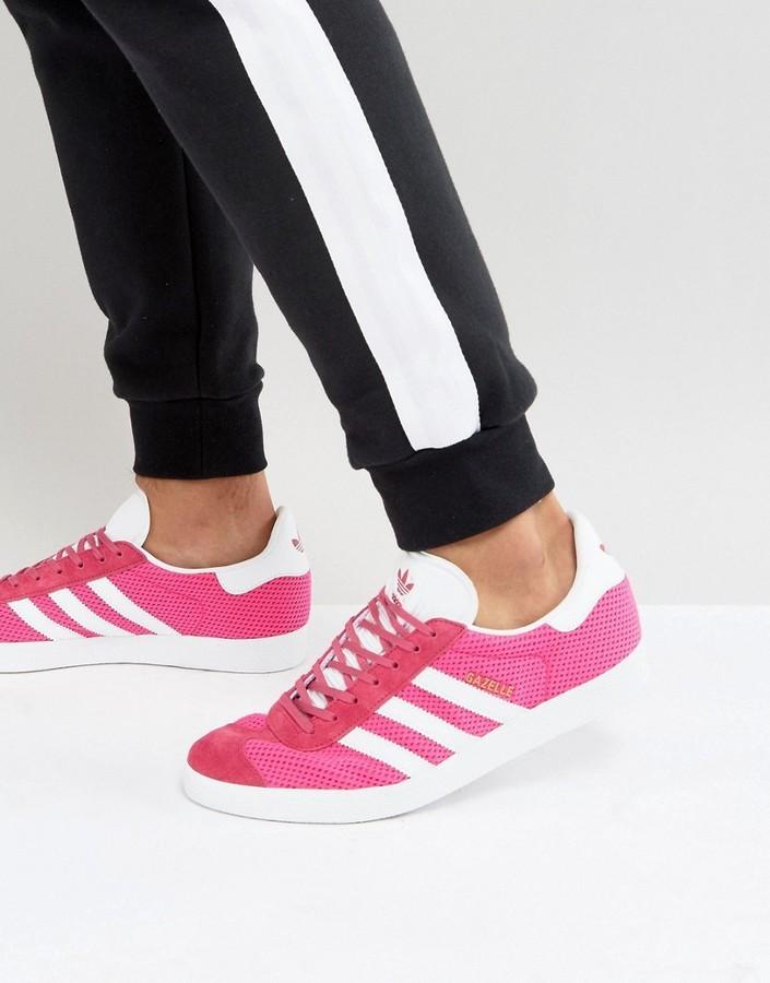 Zapatillas de Rosa de Zapatillas adidas: dónde comprar y cómo combinar a1b2b0