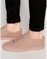 Zapatillas rosadas de Asos
