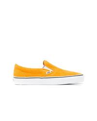 Zapatillas Slip-on Amarillas de Vans