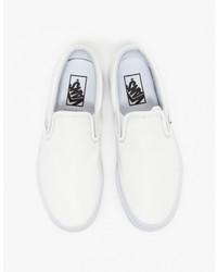 Zapatillas Slip,on Blancas de Vans