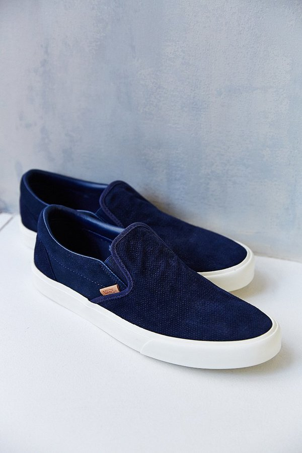 zapatilla vans azul marino