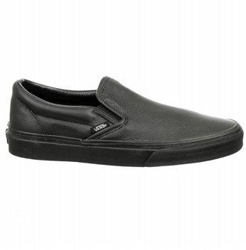 zapatillas vans cuero