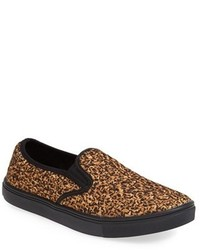 Zapatillas slip on de leopardo original 9768714