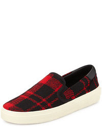 Zapatillas slip on de tartan original 9768708