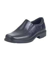Zapatillas Slip-on Negras de Ecco