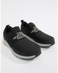 Zapatillas slip-on negras de The North Face