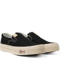 Zapatillas slip-on negras de VISVIM