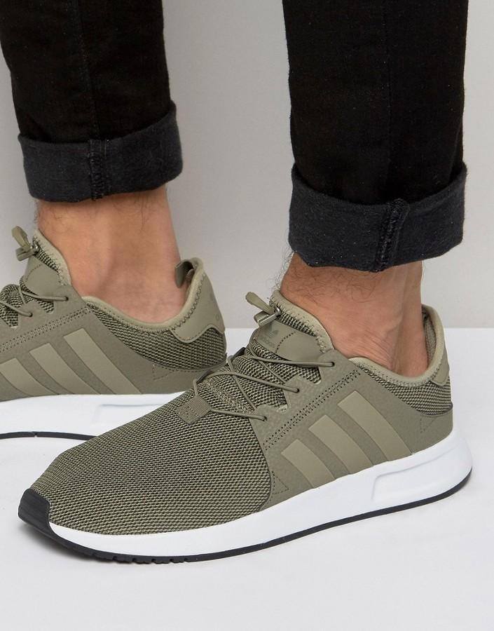 zapatillas verde adidas