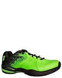 Zapatillas verdes de Prince