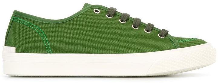 d2fe9b3f8c167 ... Zapatillas verdes de Stella McCartney