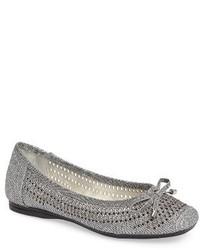 Zapatos bajos plateados original 11477510