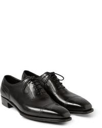 Zapatos brogue de cuero original 514764