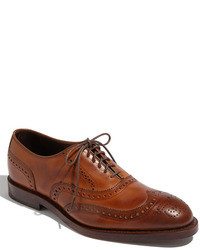 Zapatos brogue marrones original 511938