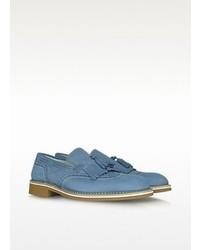 Zapatos Celestes