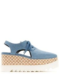 Zapatos Celestes de Stella McCartney