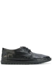 Zapatos con cordones de encaje negros de Marsèll