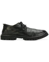 Zapatos con cordones de goma negros de Marsèll