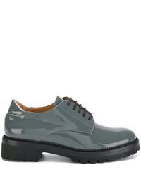 Zapatos con cordones grises original 11485717