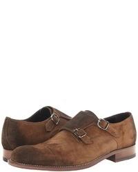 Zapatos con doble hebilla de ante original 519984