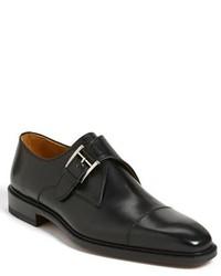 Zapatos con hebilla negros original 10600322
