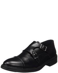 Zapatos con hebilla negros de ALEXANDER TREND