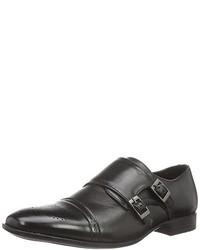 Zapatos con hebilla negros de Galax