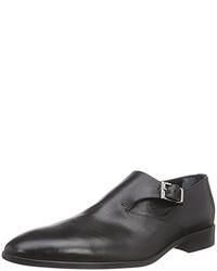 Zapatos con hebilla negros de Hemsted & Sons