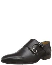 Zapatos con hebilla negros de Nebulus