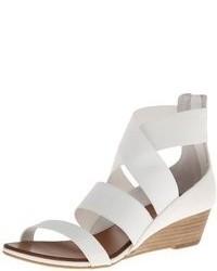 Zapatos de Lona Blancos