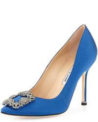 Zapatos de Satén