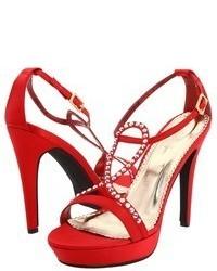 Zapatos de seda