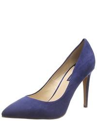 Zapatos de tacón azules de Dorothy Perkins
