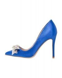 Zapatos de Tacón Azules de River Island
