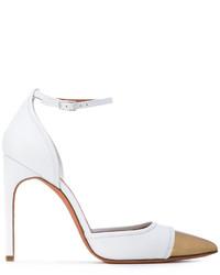 Zapatos de Tacón Blancos de Givenchy